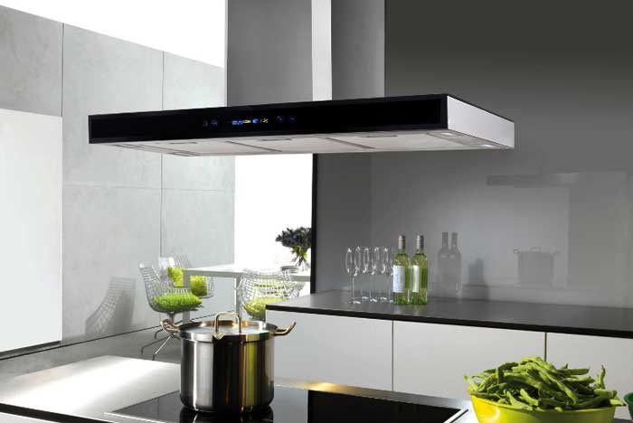 How to maintain and maintain an optimal kitchen hood